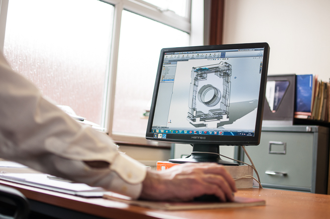Our engineers design our products in the UK