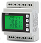 Din Rail Power Meter Set Point Relay2